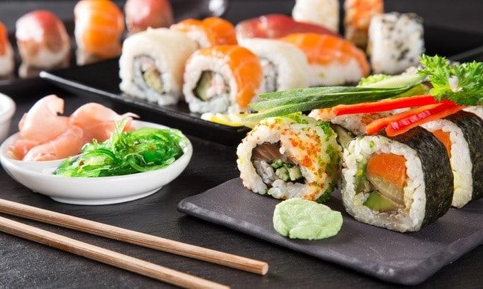 Benefícios do Sushi