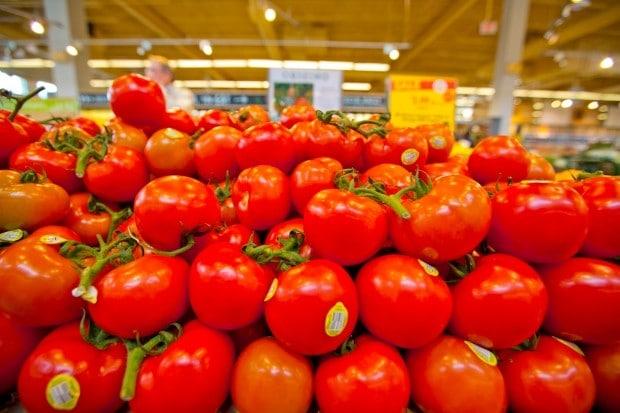 Benefício do Tomate