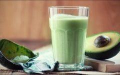Os 12 Benefícios da Vitamina de Abacate Para Saúde