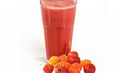 Os 10 Benefícios da Vitamina de Acerola Para Saúde