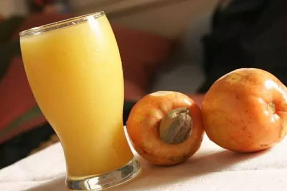 Beneficos da Vitamina de Caju
