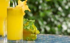 Os 10 Benefícios da Vitamina de Carambola Para Saúde