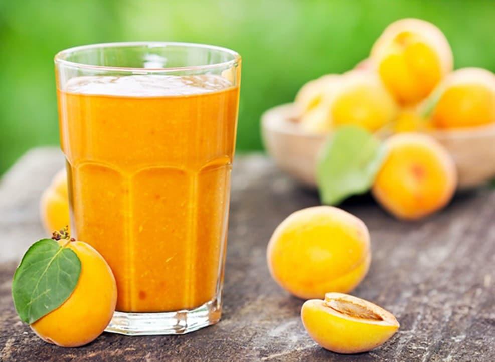 Benefícios da Vitamina de Damasco