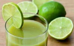 Os 9 Benefícios da Vitamina de Lima Doce Para Saúde