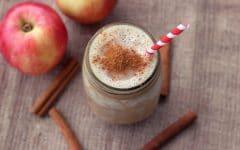 Os 10 Benefícios da Vitamina de Maçã Para Saúde