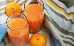Os 15 Benefícios da Vitamina de Mexerica Para Saúde