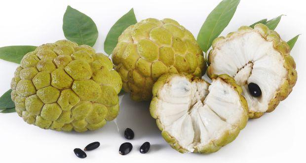 Benefício da Vitamina de Pinha