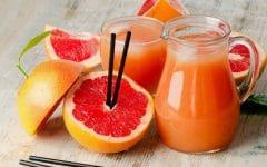 Os 10 Benefícios da Vitamina de Toranja Para Saúde