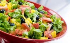 Receita Fácil de Salada Tropical