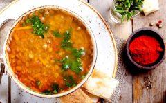 Receita de Sopa Deliciosa de Lentilha