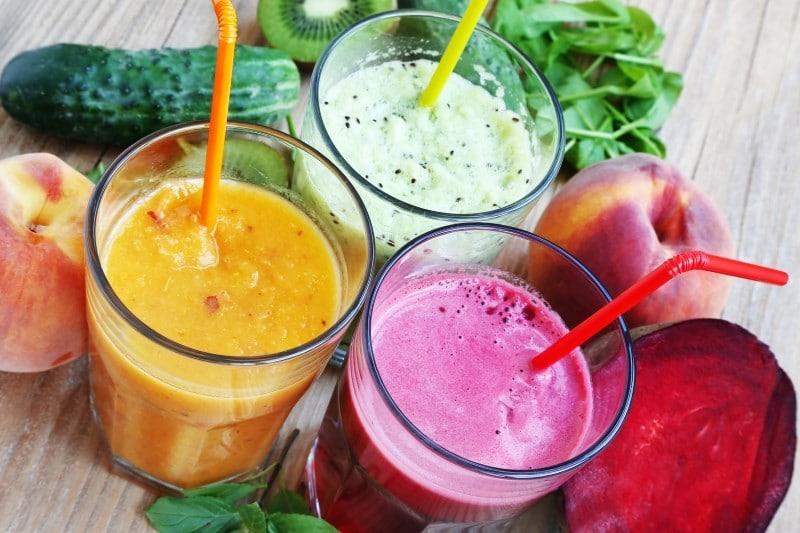 Receitas de Sucos Para Acelerar o Metabolismo