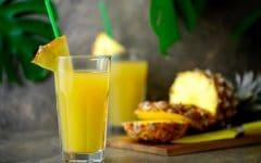Suco de Abacaxi Para Perder 5Kg em 10 Dias