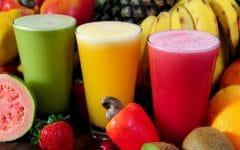 Os 10 Tipos de Suco Para dar Energia e Disposição