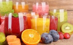 10 Receitas de Sucos Para Secar Barriga Rapidamente