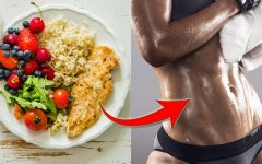 Os 10 Alimentos que Ajudam a Queimar Gordura!