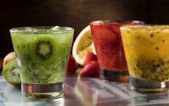 Os 10 Benefícios do Suco de kiwi com Morango Para Saúde