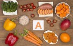 Os 20 Alimentos Ricos em Vitaminas A