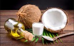 Os 10 Benefícios do Óleo de Coco Para Saúde