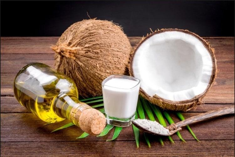 Beneficios do oleo de Coco Para Saúde