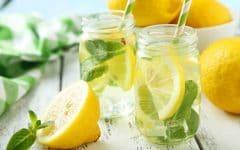 Os 10 Benefícios da Água de Limão Para Saúde