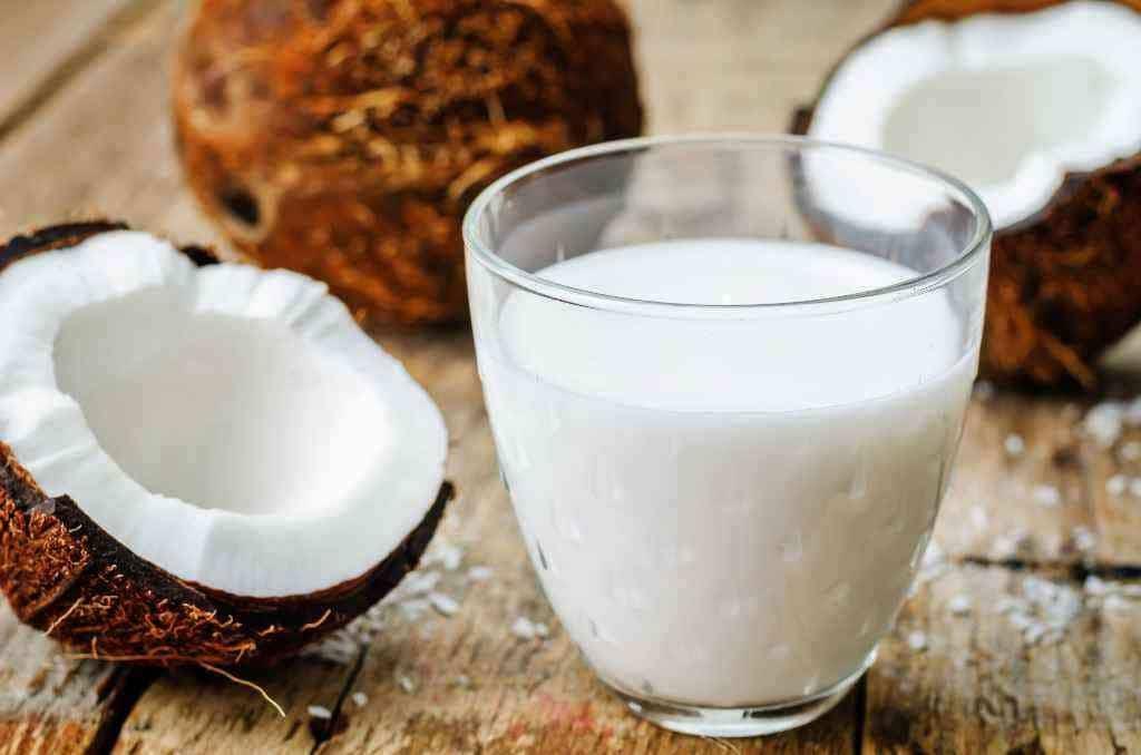 beneficios do leite de coco