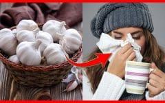 Como Usar o Alho Para Acabar com o Resfriado Rapidamente