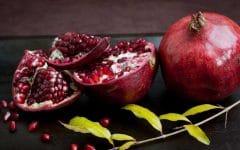 Os 25 Benefícios da Romã Para Saúde