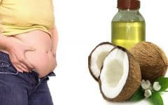 Os 5 Usos do Óleo de Coco Para Perda de Peso