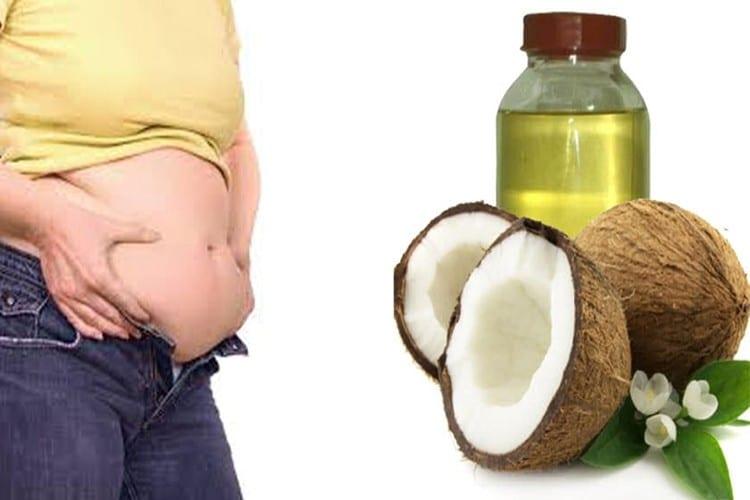 Óleo de Coco Para Perda de Peso