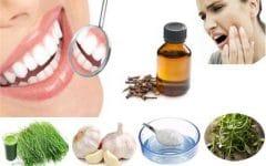 Os 12 Remédios Caseiros Para Dor de Dente