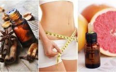 Os 10 Óleos Essenciais Para Ajudar a Perder Peso