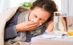Os 10 Remédios Caseiros Para Gripe de Forma Natural!