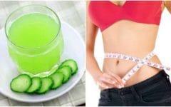 As 10 Receitas de Sucos Detox Para Eliminar Toda a Gordura da Barriga