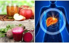 As 10 Bebidas Naturais Para Desintoxicar o Fígado