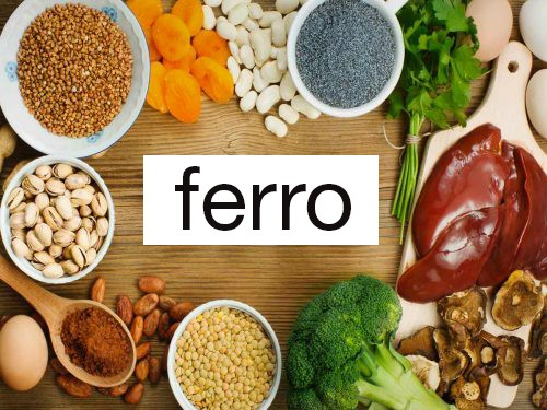 alimentos para tratar anemia