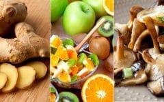 Os17 Alimentos Para Aumentar a Imunidade
