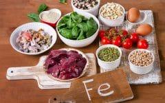 Os 19 Alimentos Para Tratar a Anemia Rapidamente