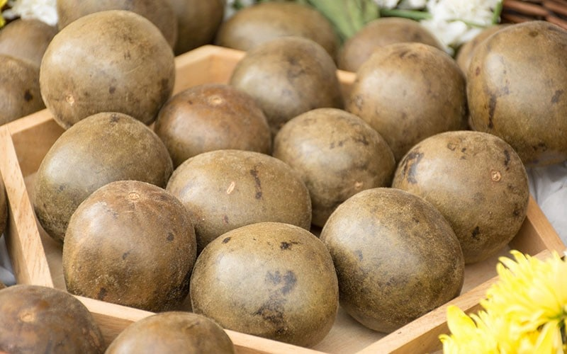 Fruta dos Monges