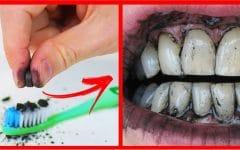 Como Clarear os Dentes em Casa em 2 Minutos! Receitas Caseiras!