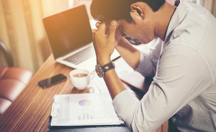 Sinais que Indicam que Você Está Muito Estressado