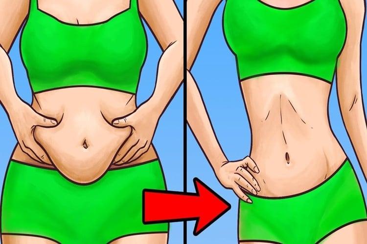 derreter a gordura da barriga em 3 dias