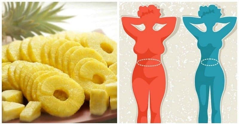 dieta de abacaxi para perder peso