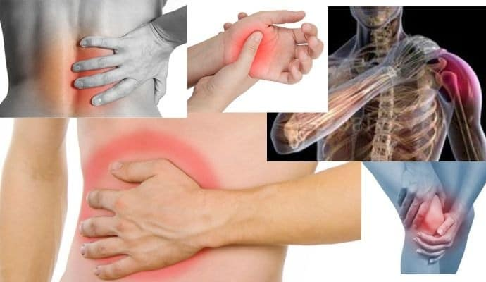 reduzir inflamações