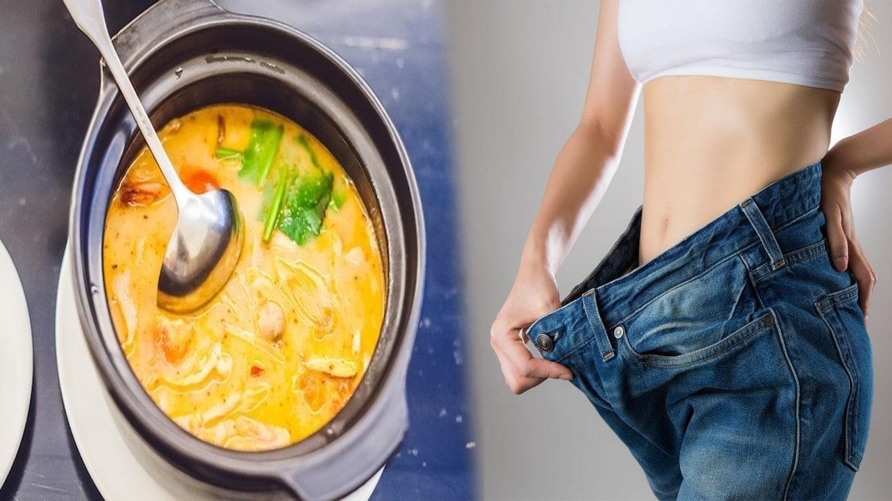 Sopa Para Perder Peso