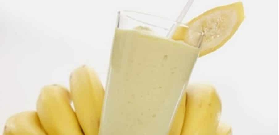 Perca 5 kg em 15 Dias Usando Banana e Gengibre!