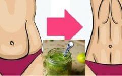 Bebida Natural Para Perder Peso em Apenas 1 semana!