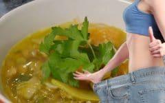 Receita de Sopa Milagrosa Para Eliminar Gordura!